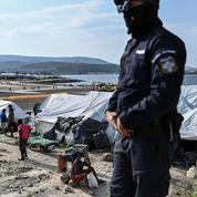 À Lesbos, l'immigration reste une bombe à retardement