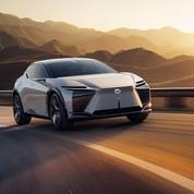 Lexus LF-Z Electrified, un concept électrique