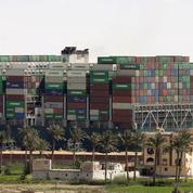 Canal de Suez: la facture s'annonce salée pour les assureurs