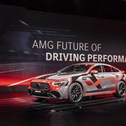 Mercedes électrifie ses modèles AMG