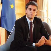 """Gabriel Attal: «L'opposition veut faire du Parlement un """"démagodrome""""»"""