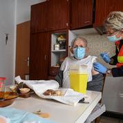 Coup d'envoi pour la vaccination à domicile