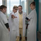 Hippocrate sur Canal +: une série médicale soignée et modèle travaillée au cordeau