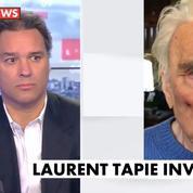 Sur Cnews, Laurent Tapie dévoile les clichés des visages tuméfiés de ses parents