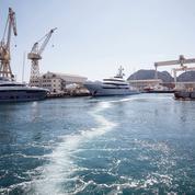 Le renouveau flamboyant des chantiers navals de La Ciotat