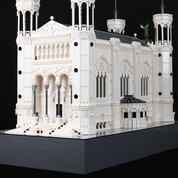 Monuments et musées: la nouvelle manne des Lego