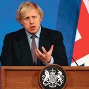 Royaume-Uni: Boris Johnson veut une réouverture prudente des frontières