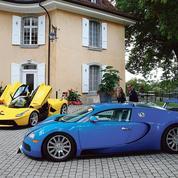 500millions d'euros de «biens mal acquis» saisis