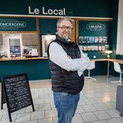 À la gare de Montigny-sur-Loing, Le Local vend des produits locaux plutôt que des billets