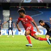 Bayern-PSG: Kingsley Coman, le titi parisien devenu grand en Allemagne