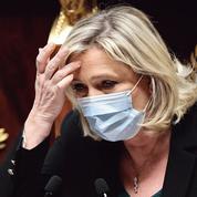 Présidentielle 2022: pourquoi Marine Le Pen revient à droite