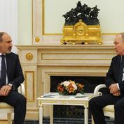 Le premier ministre arménien Pachinian en quête de l'appui russe pour sa réélection