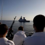 La bataille navale s'intensifie entre Israël et l'Iran