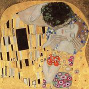 Le Baiser :pour tout l'or de Klimt