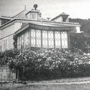 À Honfleur, Baudelaire dans les nuages
