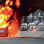 La colère gronde en Irlande du Nord