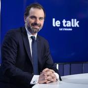 Laurent Saint-Martin veut être le candidat des «solutions concrètes»