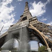 La tour Eiffel sera-t-elle prête pour les Jeux olympiques?