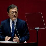 À Séoul, la fin de règne délicate du président Moon