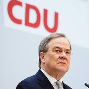 En Allemagne, l'impopulaire Armin Laschet en piste pour succéder à Merkel