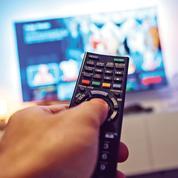La télé, plus regardée en Europe qu'aux USA