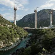 Le Monténégro coincé par Pékin appelle l'Europe à l'aide