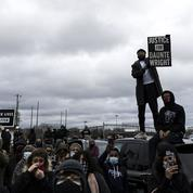 Minneapolis sous le choc après la mort de Daunte Wright