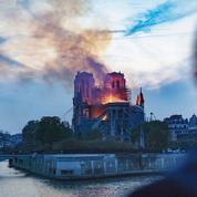 Notre-Dame de Paris sous l'œil des frères Naudet sur TMC