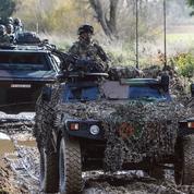 L'armée française en manque de bras pour la guerre du futur
