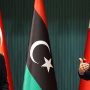 Visite du dirigeant Libyen en Turquie: les bonnes affaires du président turc