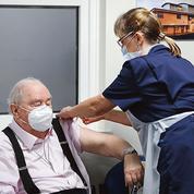 La réponse immunitaire aux vaccins meilleure que prévue après 80 ans