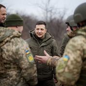 Ukraine: comment le président Zelensky est devenu la bête noire de Moscou