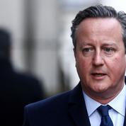 Boris Johnson ouvre une enquête sur le lobbying de David Cameron