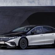 Mercedes EQS, le nouveau luxe électrique