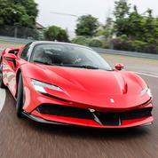 Ferrari 100 % électrique, c'est pour 2025