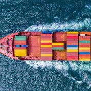 Surchauffe sur le transport maritime