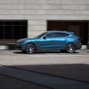 Maserati Levante Hybrid, l'électrique sur la pointe des pieds