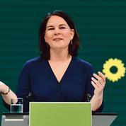 Allemagne: Annalena Baerbock, pari des Verts pour la chancellerie