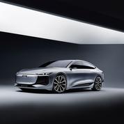 Audi A6 e-tron concept, Paris-Marseille sans recharger