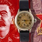 Le mystère des montres de Staline