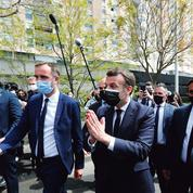 Comment Emmanuel Macron essaie de renouer avec un agenda hors Covid-19