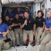 Quelle montre porte Thomas Pesquet dans l'espace?