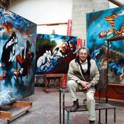 Gérard Garouste: «J'attends d'une peinture qu'elle raconte une histoire»