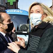 Rejet de Le Pen contre rejet de Macron: une élection négative