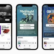 Sous pression, Apple Podcast se convertit au payant