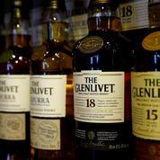 Vif rebond de l'activité de Pernod Ricard
