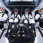 Le spationaute Thomas Pesquet fait son grand retour dans l'espace