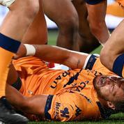 Rugby: deux technologies testées pour lutter contre les commotions