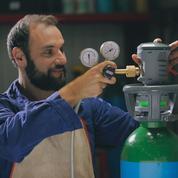 La reprise d'Air Liquide a pris de la vitesse au premier trimestre