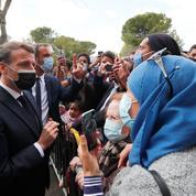 La semaine du FigaroVox - Emmanuel Macron face aux concentrations ethniques